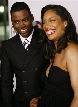 Gina Torres couple