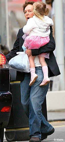 Celebrity Baby Scoop Paul McCartney
