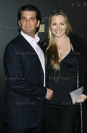 donald trump jr wife. 1/17/07: Donald Trump Jr. and
